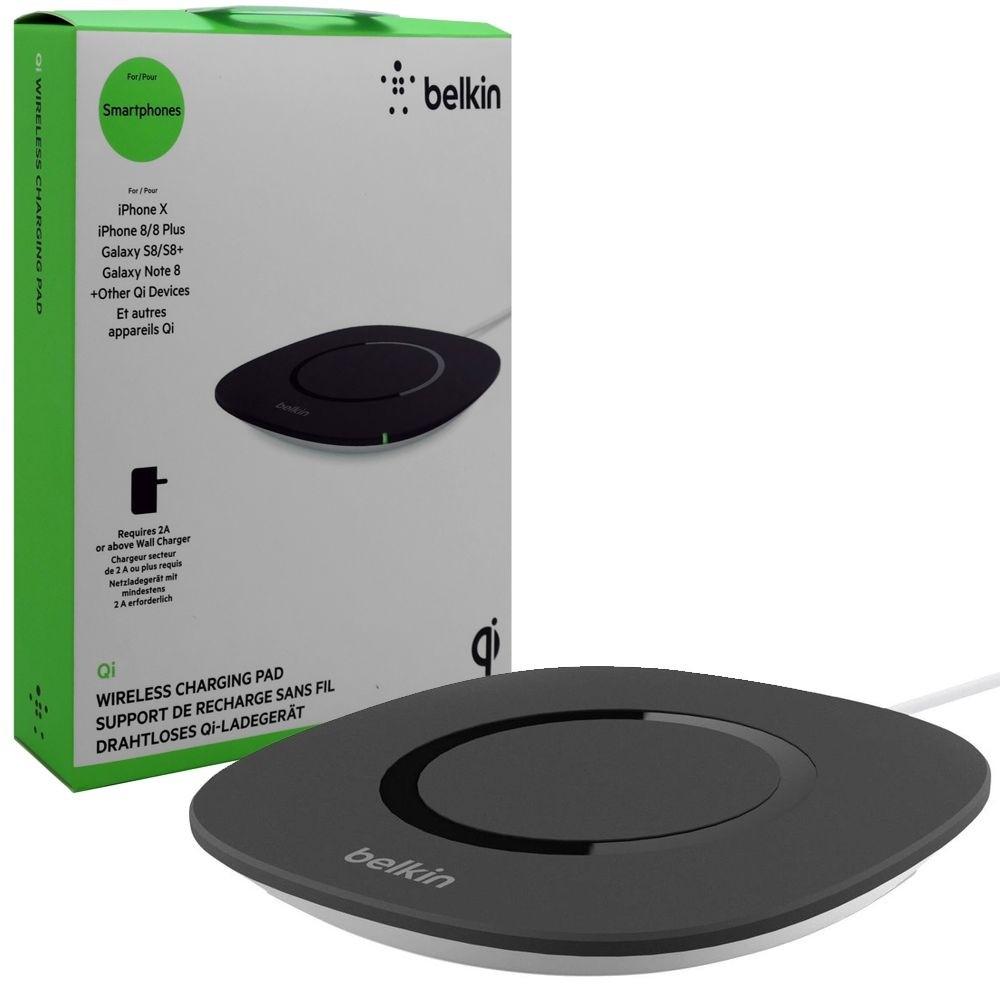 Belkin Boost Up Qi | Ładowarka Indukcyjna 5W | Czarna