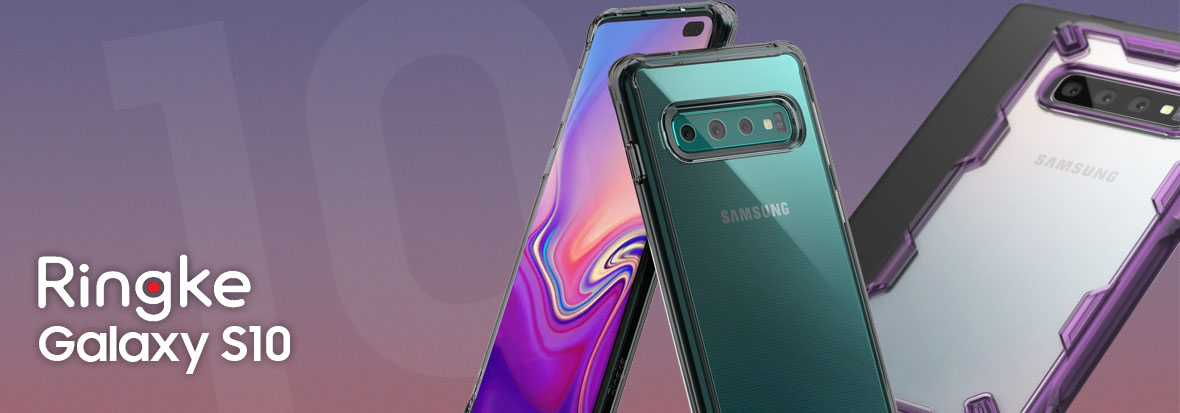 Akcesoria Ringke dla Samsung Galaxy S10