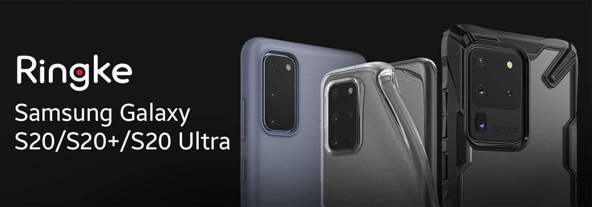 Etui Ringke Samsung Galaxy S20/S20+/S20 Ultra